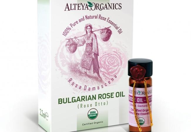 Alteya Organics – Den dyraste, ekologiska oljan från Rosa Damascena