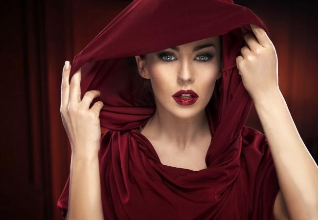 Vad säger färgen på läppstiftet om en kvinnas personlighet?