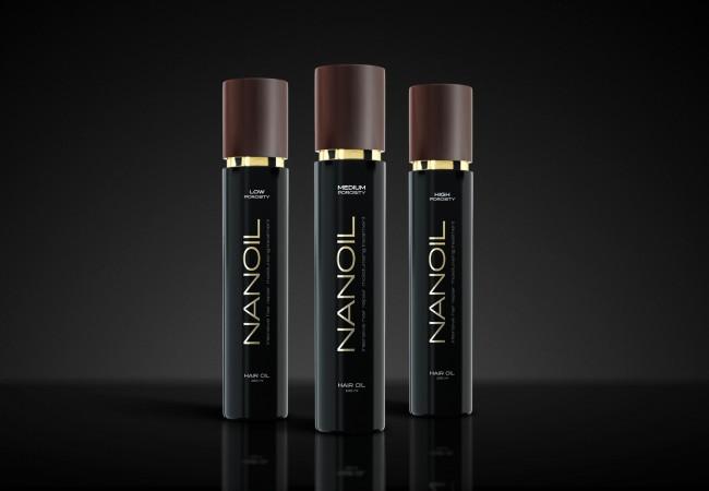 Nanoil för håret: en olja, tre versioner, oändliga möjligheter