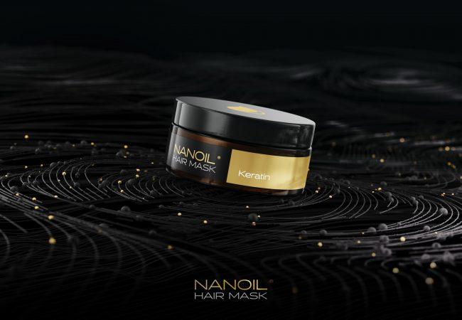 Nanoil Keratin Hair Mask: Helt Klart den Bästa Masken för Skadat Hår